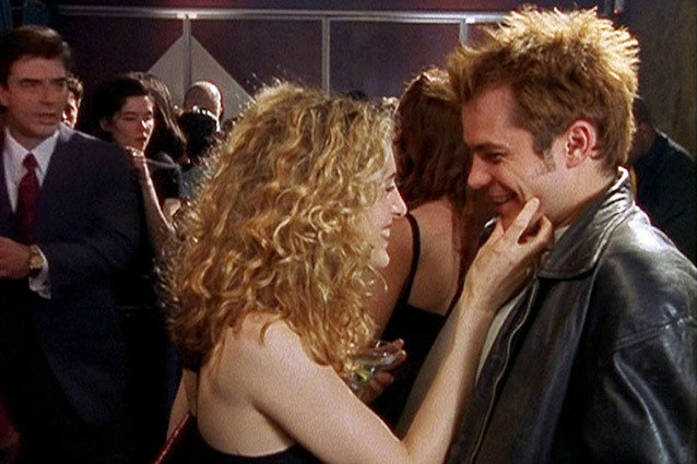 Timothy Olyphant, Sex and the City