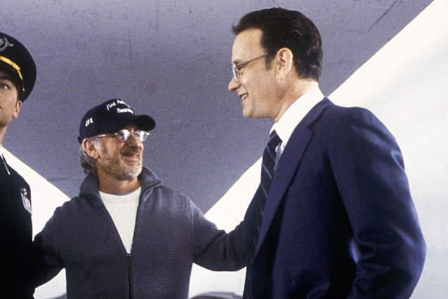 Steven Spielberg and Tom Hanks, Catch Me If You Can