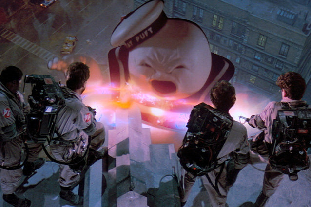 'Ghostbusters' 30th Anniversary Trailer