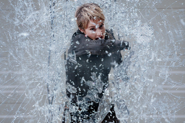 'The Divergent Series: Insurgent' Trailer 4