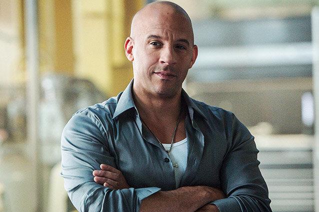 Furious 7, Vin Diesel