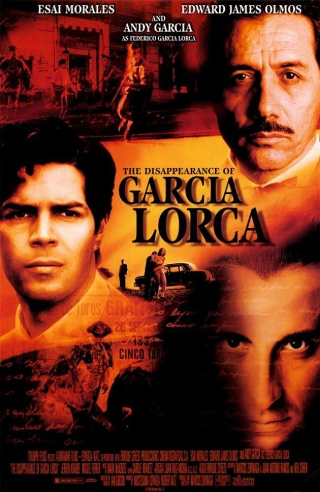 Disappearance of Garcia Lorca