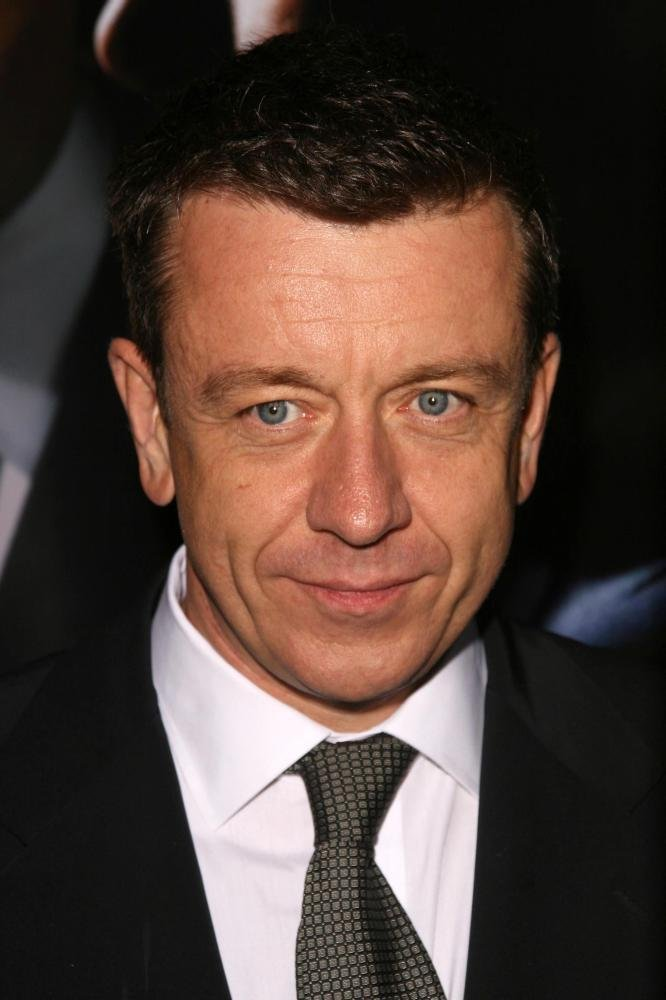 Peter Morgan