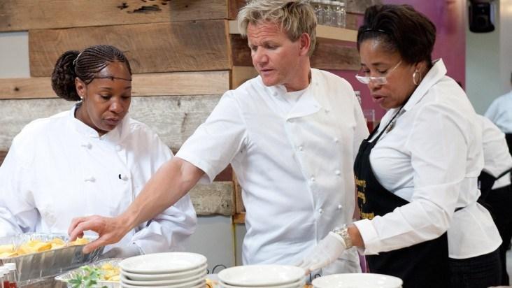 Ramsay's Kitchen Nightmares (BBC)