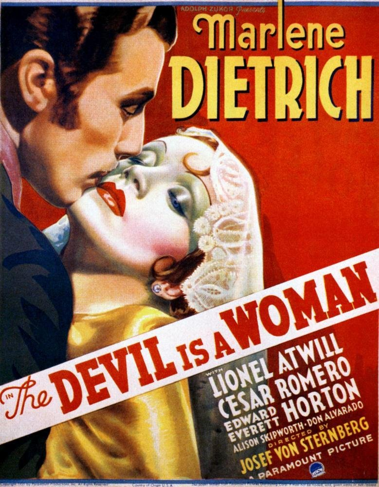 Devil Is a Woman